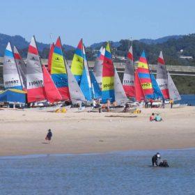 Hobie Currumbin Beach QLD