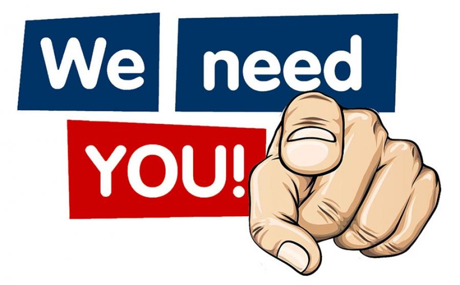 Hobie volunteers needed