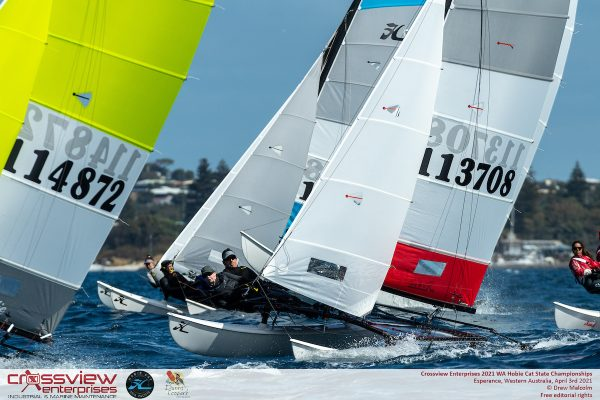 2021 WA Hobie 16 State Championships